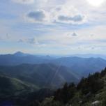 Vers le Mont Ventoux