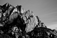Corsica-Bavella-Teghie Lisce and Punta d'u Corbu