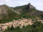Le village d'Orpierre