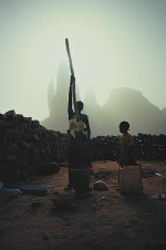 Mali-Hombori-Main de Fatma