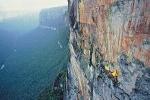 Venezuela-Salto Angel camp3