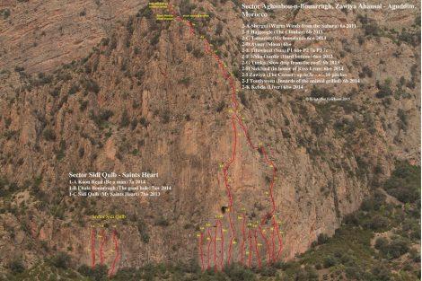 Zaouia sport climb