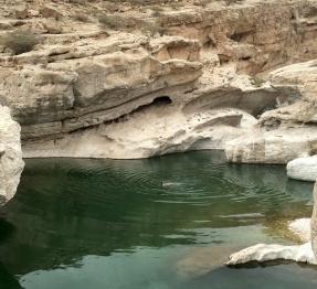 De l'eau bien claire à 26 degrés