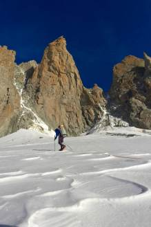 Grand Capucin photo Arnaud Petit - Nina Caprez 5